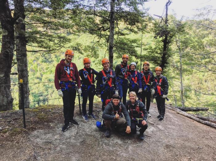 Flying Scotts Team Photo